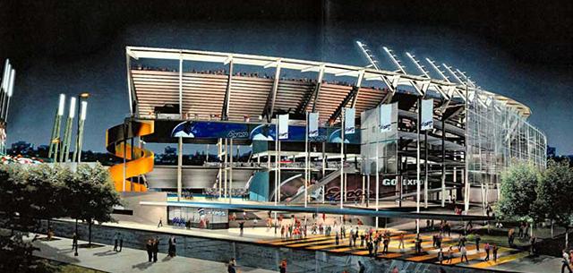 Nouveau Stade