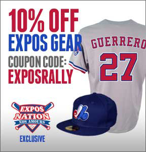 Montreal Expos Merchandise