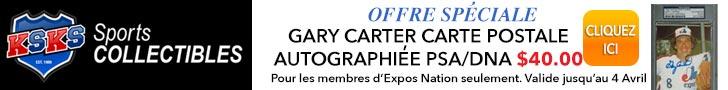 1969 Montrel Expos Banner
