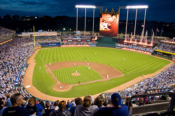 Kansas City Stadium Baseball