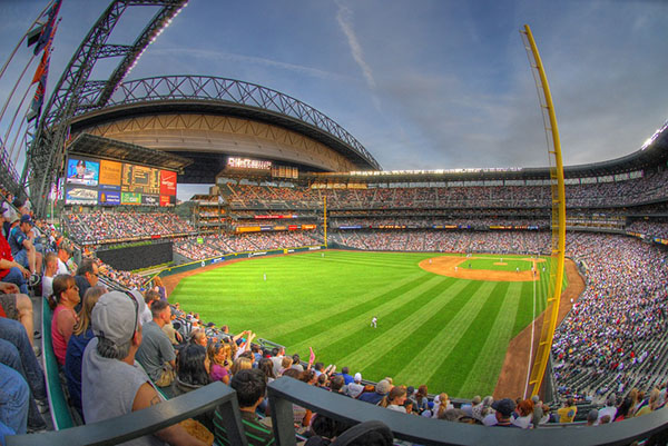 Seattle Stadium Baseball