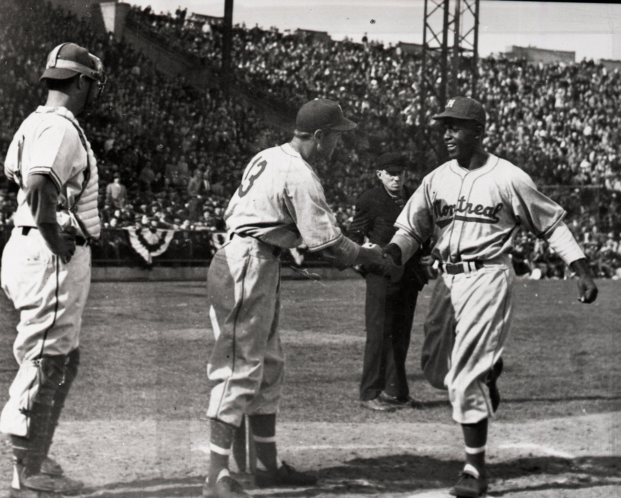 Jackie Robinson in Montreal: The 1946 season in a few words