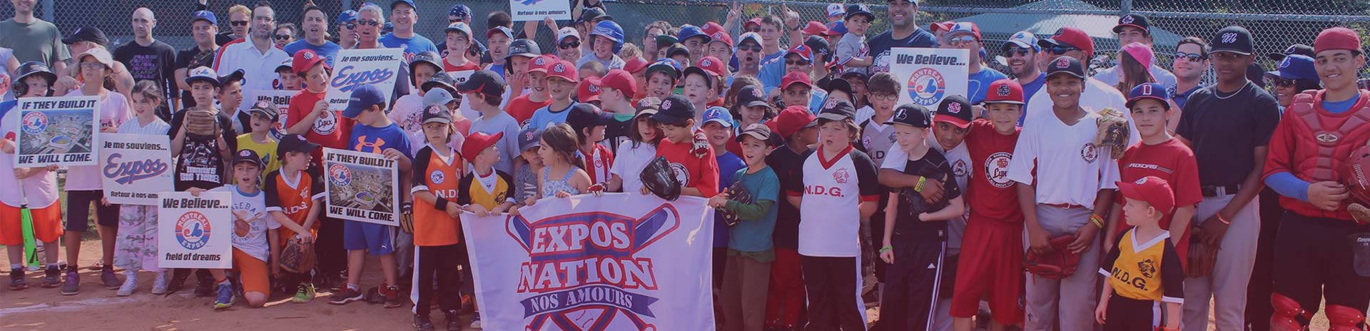 Montreal Expos Fans - Lets get involved - ExposNation
